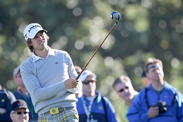 Aaron Baddeley already has a win under his belt this year, and he's coming off a T4 finish last week in Houston.