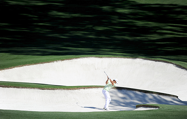 Adam Scott hopes to become the first Australian to win the Masters.