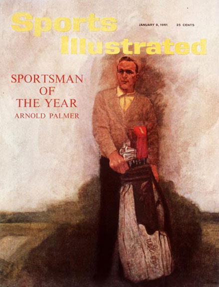 January 9, 1961: Sportsman of the Year: Arnold Palmer