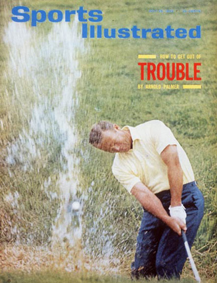 July 26, 1965: Arnold Palmer: How to Get Out of Trouble