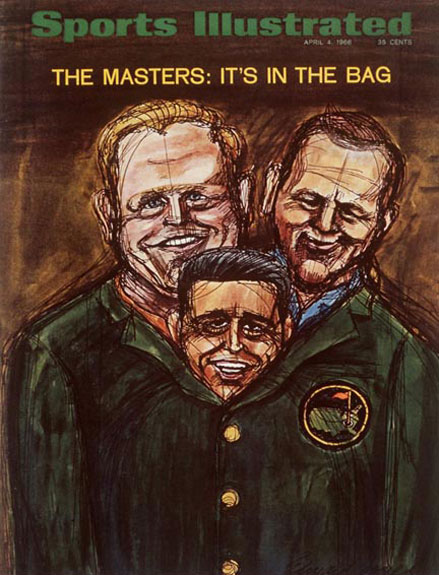 April 4, 1966: The Masters: It's in the Bag