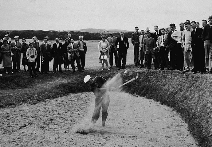 Like he did for iced tea and pink shirts, Arnold Palmer made the Open Championship cool for Americans after he played the tournament at St. Andrews in 1960. Palmer finished second that year, but returned to win the Open in 1961 and 1962.