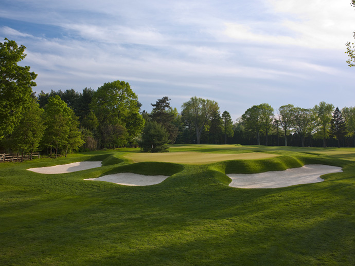 82. Aronimink                   Newton Square, Pa.More Top 100 Courses in the U.S.: 100-76 75-5150-2625-1