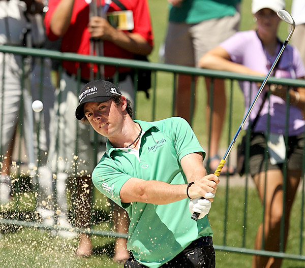 McIlroy hopes to use the confidence gained by his U.S. Open victory to triumph in Atlanta.