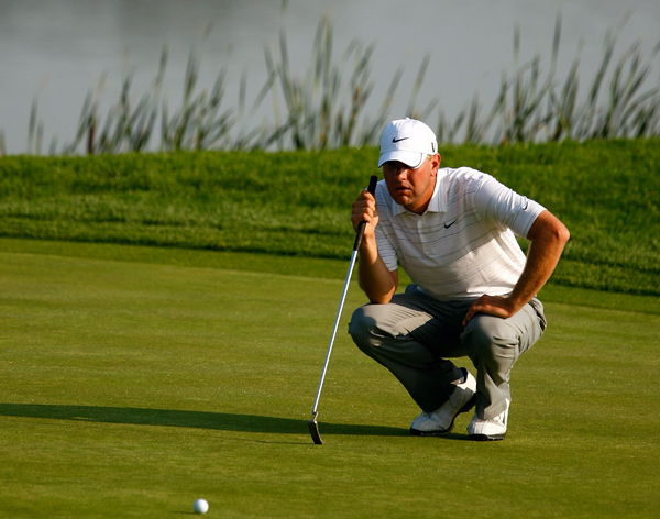 best finish at the PGA was a T46 in 2006.