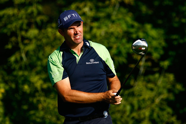 edged Sergio Garcia last year to win the PGA at Oakland Hills.