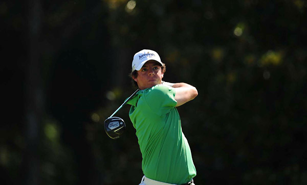 Rory McIlroy struggled in his final round, shooting his second-straight 74.