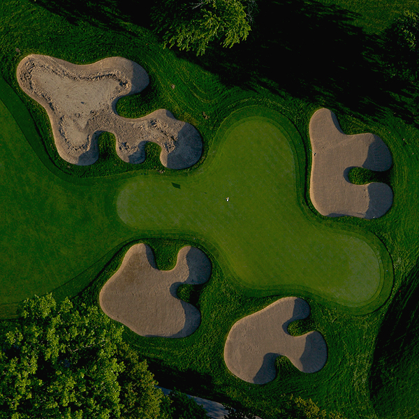 WEEK 3                     Cog Hill                     Joe Lee and Dick Wilson (1963), Rocky Roquemore (1990)                                           • GOLF.com Course Finder Profile