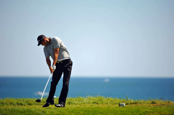 Kaymer also had top-10 finishes in the U.S. and British opens.