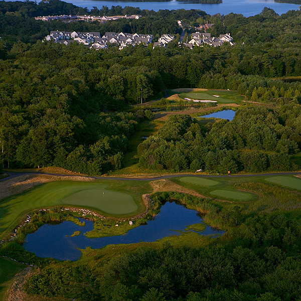 WEEK 2                       TPC Boston                                              Palmer Course Design (2002), Gil Hanse with Brad Faxon (2007)                                               • GOLF.com Course Finder Profile