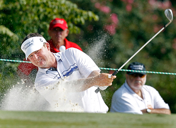 Jason Bohn joined Ernie Els, Paul Casey and several others with a strong round of 65.