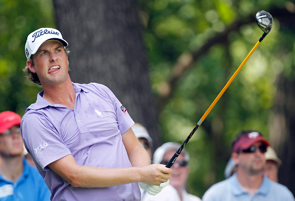 Webb Simpson fired a bogey-free final round to capture his first PGA Tour victory.