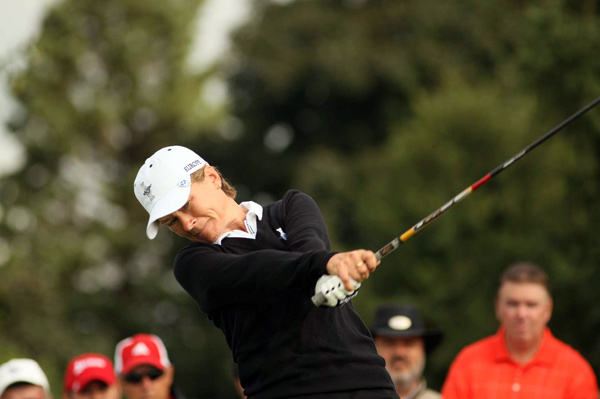 Catriona Matthew                       Past Solheim Cup Teams: 1998, 2003, 2005, 2007, 2009                       Overall Record: 10-7-4
