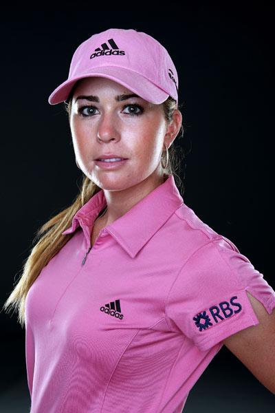 LPGA Portraits                       Paula Creamer