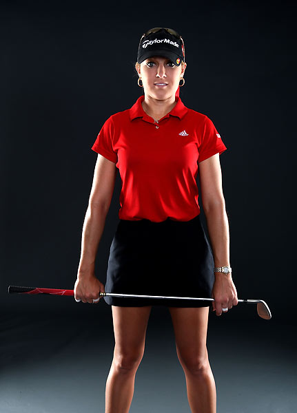 Natalie Gulbis                                          Read GOLF.com's interview with Gulbis, watch the video, and see her calendar shots and a swing sequence.