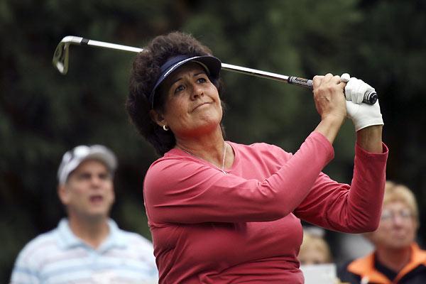 Nancy Lopez                       Tournament: 1978 LPGA Championship                       Age: 21