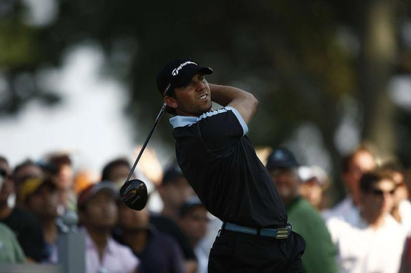 Sergio Garcia                       Spain                       Age: 28                       RC Rank: 17                        Driving Yds. 294.1 (46th)                       Fairways Pct. 59.33% (150th)                       GIR Pct. 66.22% (29th)                       Putting Avg. 1.798 (117th)                       Ryder Cup (4) 14-4-2                       World Rank 5th                       Sergio turns into the reincarnation of Seve                       Ballesteros at the Ryder Cup, raising his game                       to a higher level and becoming the man the Americans most want to                       beat — but can't (until singles, anyway). Sergio has never lost a foursomes                       match (8-0), so if the Americans topple Sergio in that format,                       it would be equivalent to the Euros knocking off Tiger.