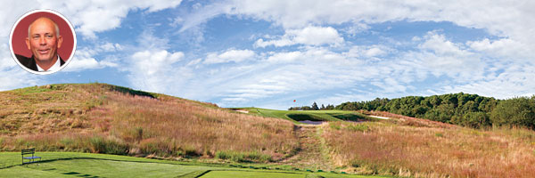 """If I had one last round to play in the U.S., it would be at Shinnecock Hills. They have 18 great holes — not a bad one in the bunch. The setting is spectacular, with the clubhouse on the hill and the breeze off the ocean. There's a great combination of long and short holes. When you set up the par-3 7th, a redan, for normal play — not like they had it in 2004 [at the U.S. Open] — it's superb. The 6th hole, the par 4 with the pond, is exactly what a long hole should be. Every hole fits the terrain perfectly. It's the greatest test of golf I know."""