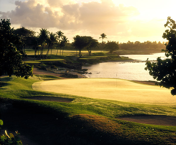Teeth of the DogDye's masterpiece is in the Dominican Republic at Casa de Campo. Dye has called Teeth of the Dog his favorite course, with seven holes along the Atlantic Ocean. Teeth of the Dog is ranked No. 43 in GOLF Magazine's Top 100 Courses in the World.