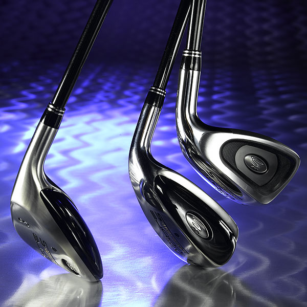 Cobra Transition-S                                          IRONS                                          An ultra-forgiving set                     crafted for those with                     moderate swing speeds                                          If you're like most of us and                     you swing your driver                     somewhere on the low side of                     100 mph, then Transition-S                     irons could become your new                     equipment addiction. Each club                     is built using a wide-sole design                     that moves weight low and to                     the rear. This makes it easier to                     get shots airborne and provides                     ample help with mis-hits. The                     smooth, integrated set blends                     utility woods (3- to 5-irons) with                     iron-based hybrids (6 to 7) and                     beefy short irons (8 to PW).                     (Cobra has no plans to sell the                     utilities and/or hybrids as                     individual replacement clubs.)                     $699, graphite; cobragolf.com