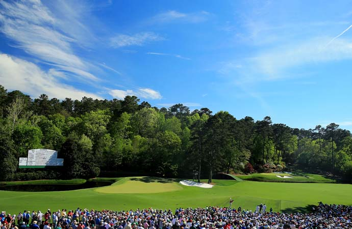 "If Augusta National created its own golf ball and prohibited all others, would you still play in The Masters?                        Yes: 100%                       No: 0%                       Loose lips:                       ""I'd play there if they made me use wooden clubs.""                       ""Seriously? That's a question?""                       ""Yes, but they'd have to roll back the course to the way it was, moving the tees up and starting to mow fairways from tee to green."""