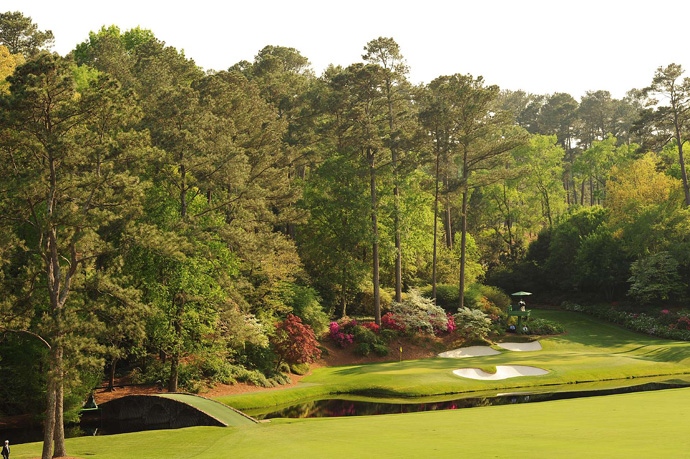 "Augusta National -- Augusta, Ga.                     Player Says: ""Fifty-two years of competition and memories. Need I say more?"""