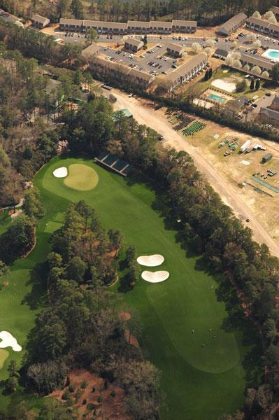 Magnolia, the par-4, 455-yard, No. 5 at Augusta National.
