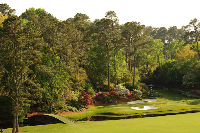 "5. Augusta National (No. 3 on Top 100 Courses in the World): ""No place is more private or more well known, the exact obverse nature of its principal architect, at least in theory, Bobby Jones. Like Pine Valley, every step is pervaded by the awe it took to build it and also by the mystique of the membership. When these two distractions can be put aside, the joy of the golf and attempting shots so well known to us all overwhelms. I think holes number 3, 12 and 13 are perfect. So too, is the junior club sandwich.""More Top 100 Courses in the World: 100-76 75-5150-2625-1"