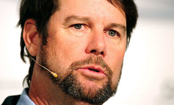 """""""If you play perfect blackjack, the house has only a 1 percent advantage. But in Vegas they build great big casinos on that 1 percent. Right now Europe is the casino and America is the guy sliding up to the table with a fistful of 50s.""""                       --Paul Azinger on the difference between Team Europe and Team USA in the Ryder Cup."""