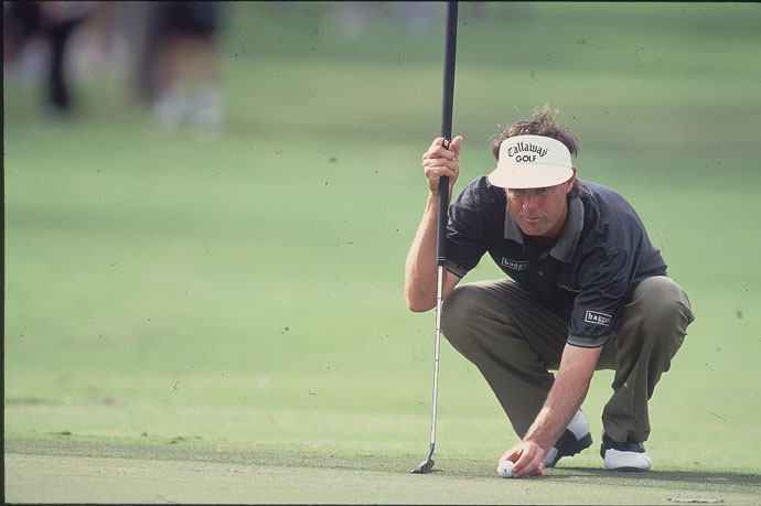 "2000: ""I was instantly better,"" Paul Azinger says, after using a long putter to win the Sony Open, his first Tour victory in six-plus years."