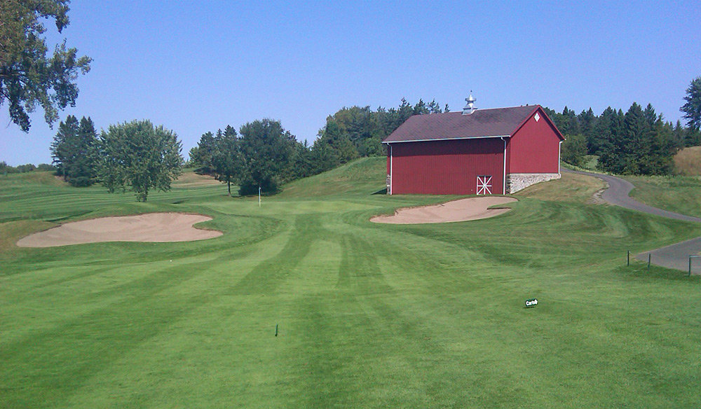 Baker National Golf Course -- Medina, Minn.                       Submitted by Michael Moore