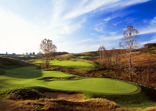 3. Best New Private Course                       Roanoke, Va.                       7,294 yards, par 72                       ballyhackgolfclub.com                       Designer: Lester George