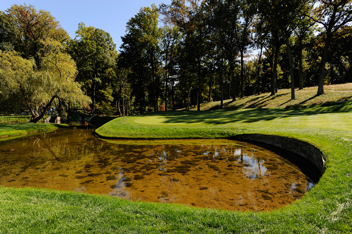 94. Baltimore (Five Farms East)                   Timonium, Md.More Top 100 Courses in the U.S.: 100-76 75-5150-2625-1