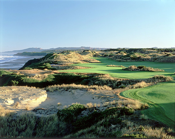 No. 5: Bandon Dunes; Bandon, Ore.                       Designer: David McLay Kidd
