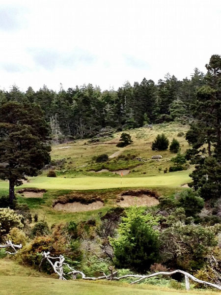 """""""@eamonlynch: The 5th at Bandon Trails. My favorite par-3 on the property."""""""