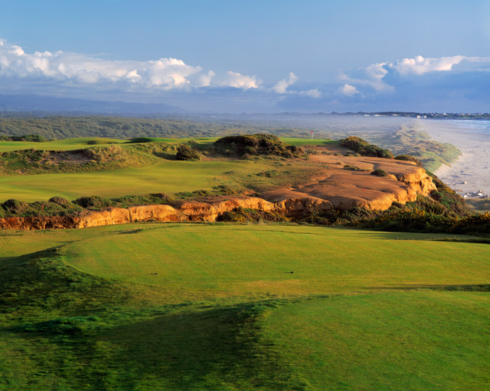 34. Bandon Dunes                       Bandon, Ore.More Top 100 Courses in the U.S.: 100-76 75-5150-2625-1