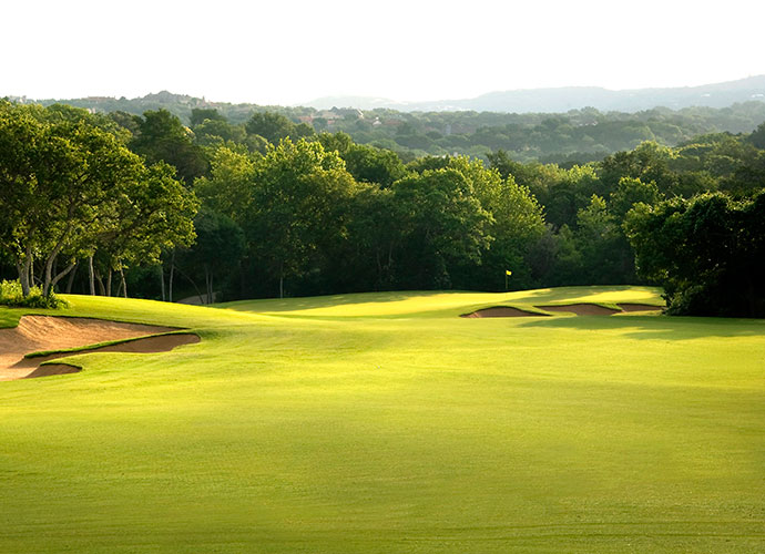76. Omni Barton Creek Resort (Fazio Canyons) Austin, Texas; Tom Fazio (2000) -- $95-$250, bartoncreek.com