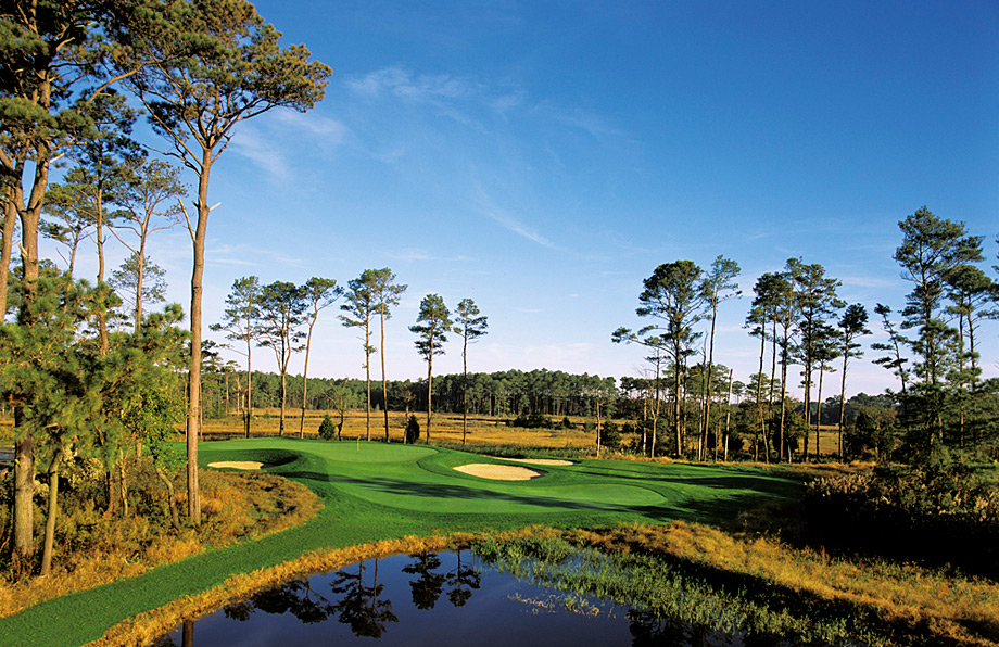 Bayside Resort Golf Club                      Selbyville, Del. -- $85-$179, golfbayside.com