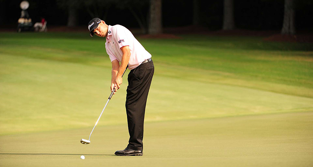 2011                       Bill Haas won the FedEx Cup -- and $11.4 million -- with a belly putter.