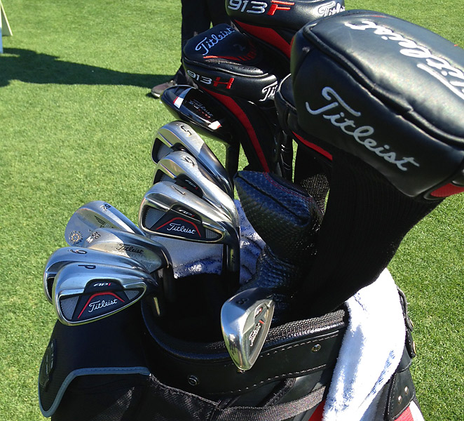 Ben Curtis is playing Titleist AP1 irons. If you think you're too good for game-improvement irons, think again.