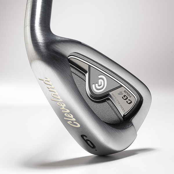 """Cleveland CG4 Tour                     $699, steel; $899, graphite; clevelandgolf.com                     • Go to Equipment Finder profile to tell us what you think and see what other GOLF.com readers said about this club.                                          We tested: 3-PW with True Temper ActionLite Tour steel shaft                     Company line: """"Made from revolutionary CMM (Carbon Metal Matrix). These have a shorter blade length than CG4, and progressive offset, resulting in a compact head with increased workability.""""                     Our Test Panel says: Very happy with forgiveness; plays like game improvement iron but is workable; for players who fear blades but want to be creative; high, soft shots are its preference; decent carry distance, not awe-inspiring.                     Forgiving enough that misses are still                     valued shots. —Joe Nagel"""