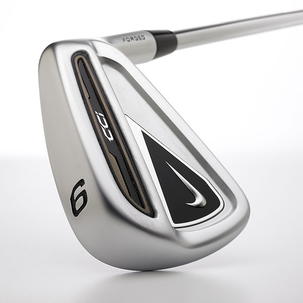 "Nike CCi Forged                       $899, steel; nikegolf.com                       • Go to Equipment Finder profile to tell us what you think and see what other GOLF.com readers said about this club.                                              We tested: 3-PW with True Temper Dynamic Gold steel shaft                       Company line: ""Composite cavity insert (CCi) uses tungsten to lower CG and increase forgiveness. Polymer dampens vibration on off-center hits. CNC-milled flat faces ensure uniform ball compression for predictable distances and shot patterns.""                       Our Test Panel says: Good sticks, but the least preferred of the group; quality shots feel smooth, never harsh; others believe this ""smoothness"" equates to                       ""dullness"" and a lack of crispness; chipping is fun; high trajectory throughout set; playable from most lies, adequate workability; can get more distance from other irons.                       Short irons are the real performers. Gives you the confidence to fire away at tight pins. — Steve Sesko"