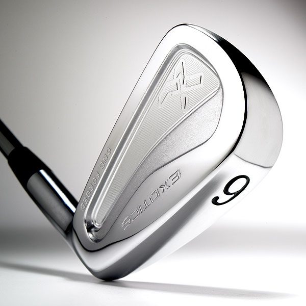 """Tour Edge Exotics Blade                     $799, steel; touredge.com                                          • Go to Equipment Finder profile to tell us what you think and see what other GOLF.com readers said about this club.                                          We tested: 3-PW with True Temper Dynamic Gold steel shaft                     Company line: """"Forged carbon steel head has CNC-milled face, grooves and cavity. A cross between cavity back and muscle back. The muscle cavity provides                     a lower center of gravity and perimeter weighting for more forgiveness.""""                     Our Test Panel says: Best-looking, tons of responsive feel; decent forgiveness; nice feedback on chips — the ball seems to stay on the face a fraction longer than most; can shape shots with ease — no real limitations to your creativity; rough is no match for it; miss the sweet spot and lose real distance.                                          Very good for shaping shots to a tucked pin. — Jim Hurley"""