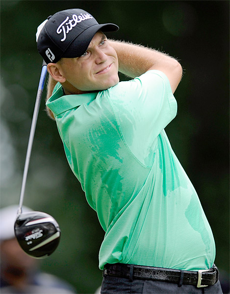 Tournament: AT&T National                       Champion: Bill Haas                       Driver: Titleist 913D2