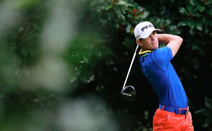 Billy Horschel shot 70 on Saturday and he trails Stenson by seven shots.