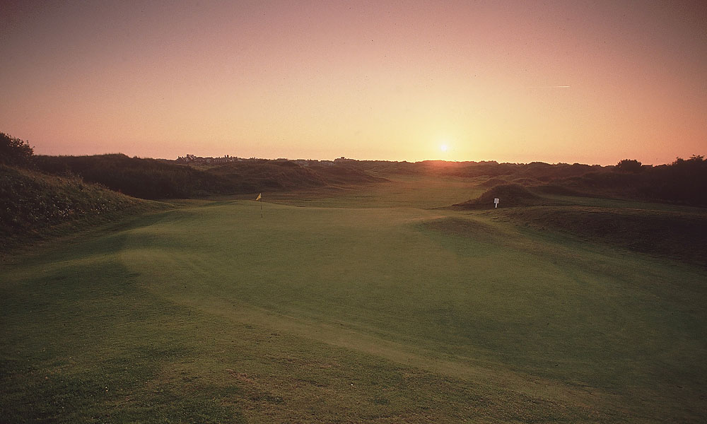Royal Birkdale                     The 2008 Open, won by Padraig Harrington, was the ninth to be decided at this English gem.