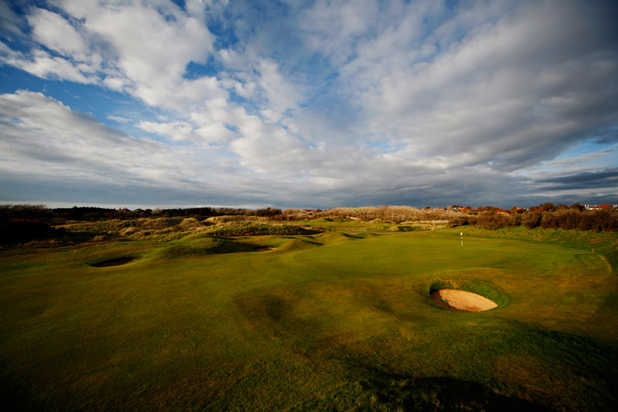 Royal Birkdale                       Funky clubhouse aside, this layout in England's northwest corner has hosted nine British Opens -- most recently in 2008, when Padraig Harrington claimed his second consecutive Open title.                         No. 30 on Golf Magazine's Top 100 Courses in the World