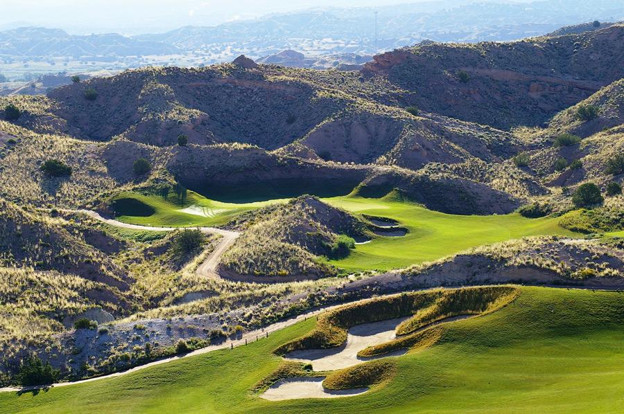 44. Black Mesa Golf Club                      La Mesilla, N.M. -- $62-$87, blackmesagolfclub.com