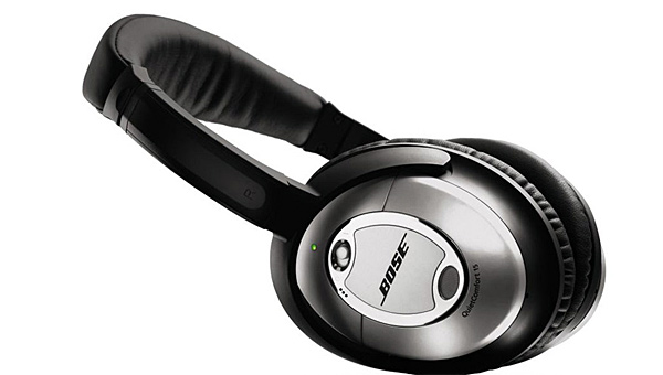 "$299.95                     Bose has recently updated its classic line of noise-canceling headphones. The around-the-ear QuietComfort 15 headphones block out unwanted noise — jet engines, screaming kids, chatty neighbors — and allow you to enjoy music or movies without having to turn the volume to ""11.""                      bose.com"