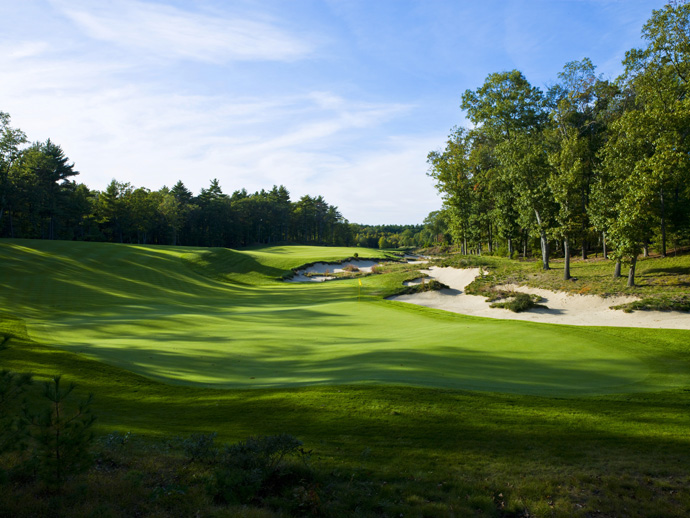 81. Boston Golf Club                   Hingham, Mass.More Top 100 Courses in the U.S.: 100-76 75-5150-2625-1